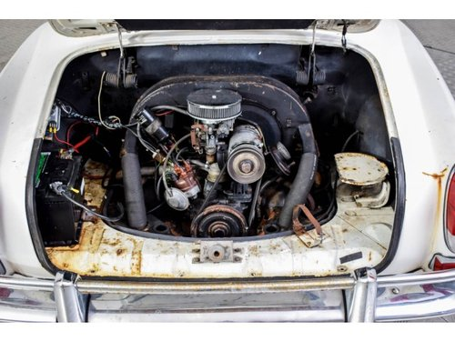 1971 Volkswagen Karmann Ghia Coupe For Sale (picture 5 of 6)