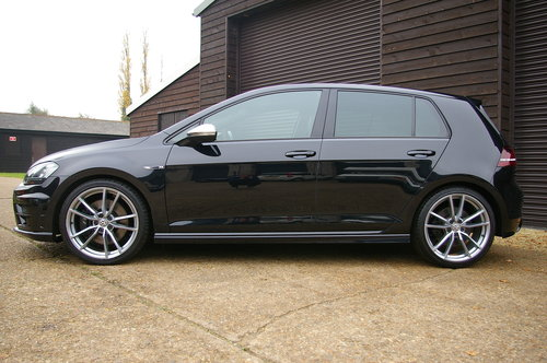 2015 Volkswagen Golf R 2.0 TSI 5DR Manual (38,232 miles) SOLD (picture 1 of 6)
