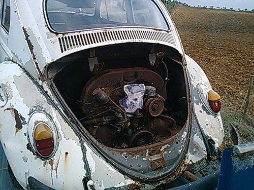 Volkswagen bug beetle 1.2 6v 1962 For Sale (picture 3 of 6)