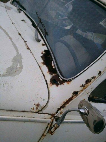 Volkswagen bug beetle 1.2 6v 1962 For Sale (picture 4 of 6)