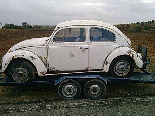 Volkswagen bug beetle 1.2 6v 1962 For Sale (picture 5 of 6)