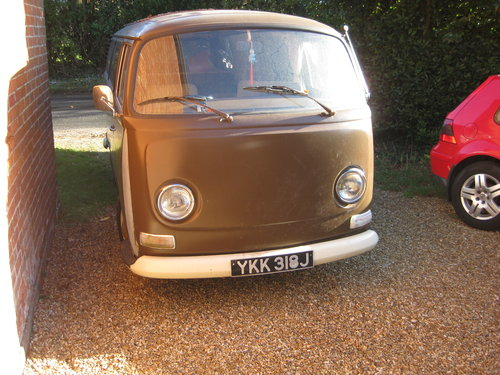 1970 Volkswagon bay window camper For Sale (picture 5 of 5)