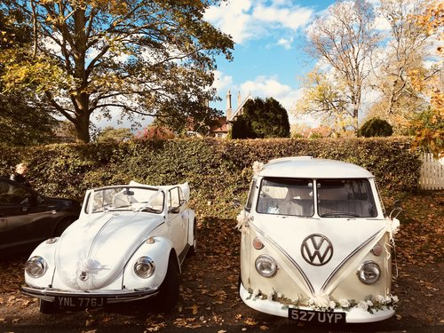 1971 V-DUB Rides - Classic VW Wedding Car Hire For Hire (picture 1 of 5)