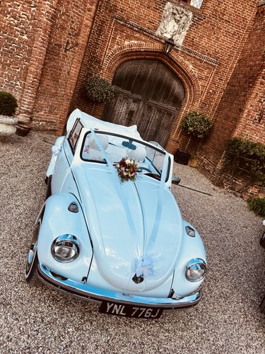 1971 V-DUB Rides - Classic VW Wedding Car Hire For Hire (picture 3 of 5)