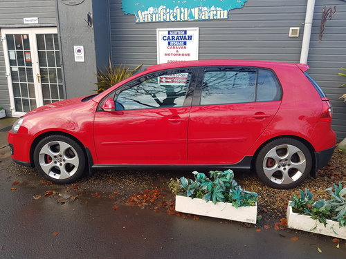 2005 VW Golf GTi **Very Low Mileage** SOLD (picture 2 of 6)