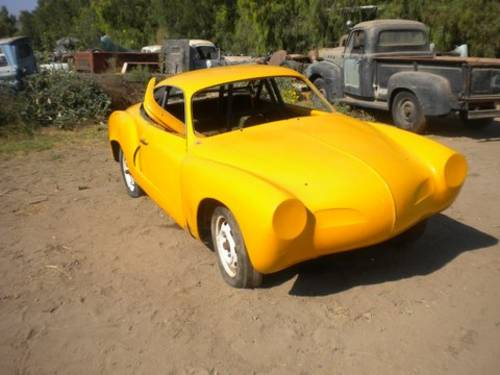 1970s VW Karmann Ghia Coupe  For Sale (picture 1 of 1)