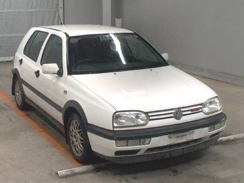 VOLKSWAGON GOLF GTI 16V 1996 ONLY 35000 MILES JAP IMPORT  SOLD (picture 1 of 6)