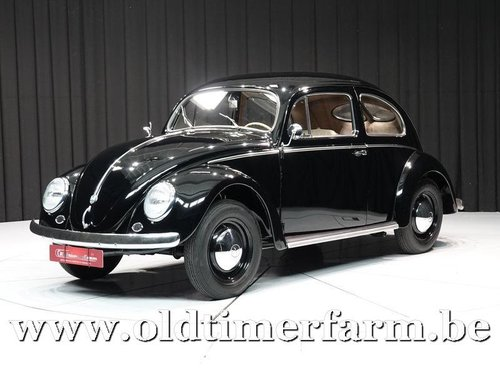 1952 Volkswagen Brilkever Zwitter '52 For Sale (picture 1 of 6)