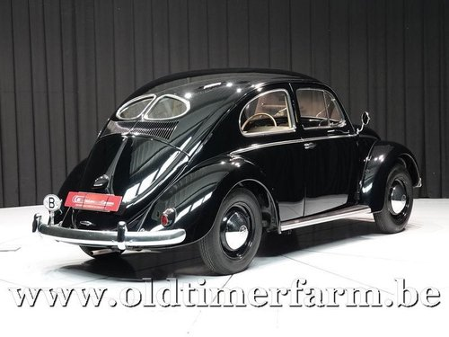 1952 Volkswagen Brilkever Zwitter '52 For Sale (picture 2 of 6)