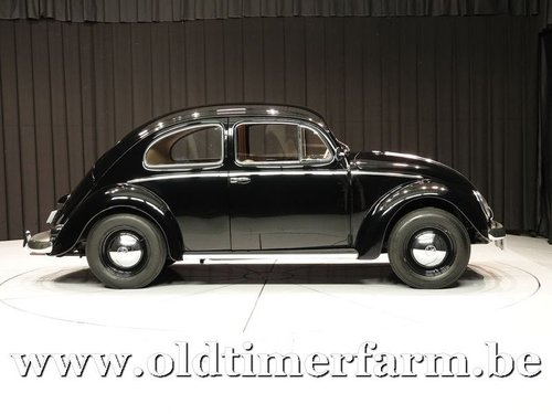 1952 Volkswagen Brilkever Zwitter '52 For Sale (picture 3 of 6)