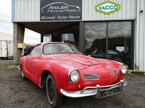 1965 Volkswagen Karmann Ghia For Sale (picture 1 of 6)