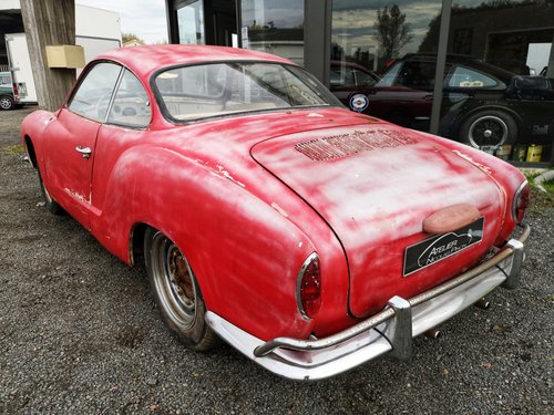 1965 Volkswagen Karmann Ghia For Sale (picture 2 of 6)