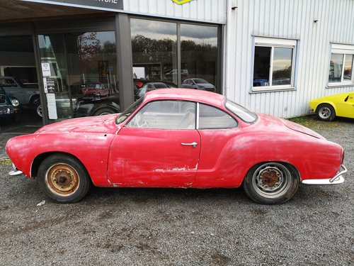 1965 Volkswagen Karmann Ghia For Sale (picture 3 of 6)