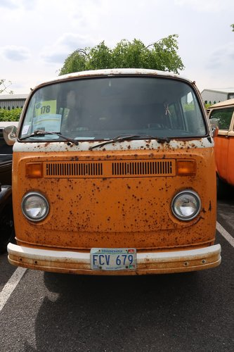 1997 1977 Restoration Project VW Late Bay Microbus LHD sunroof For Sale (picture 2 of 6)
