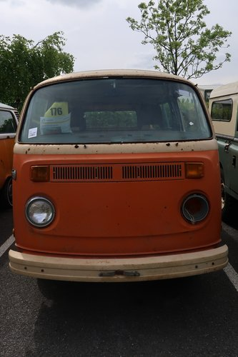1978 Restoration Project VW Late Bay Microbus LHD Auto For Sale (picture 2 of 6)