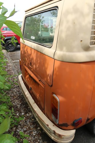 1978 Restoration Project VW Late Bay Microbus LHD Auto For Sale (picture 3 of 6)