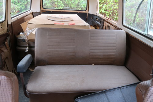 1978 Restoration Project VW Late Bay Microbus LHD Auto For Sale (picture 6 of 6)