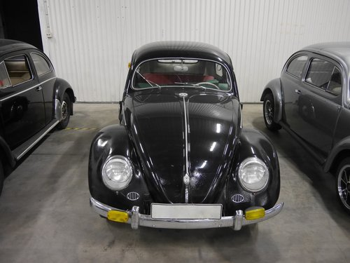 1957 OVAL Beetle Sweden For Sale (picture 1 of 6)