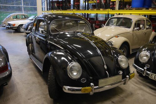 1957 OVAL Beetle Sweden For Sale (picture 2 of 6)