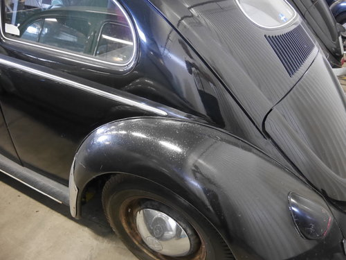 1957 OVAL Beetle Sweden For Sale (picture 4 of 6)