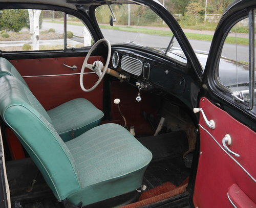 1957 OVAL Beetle Sweden For Sale (picture 6 of 6)