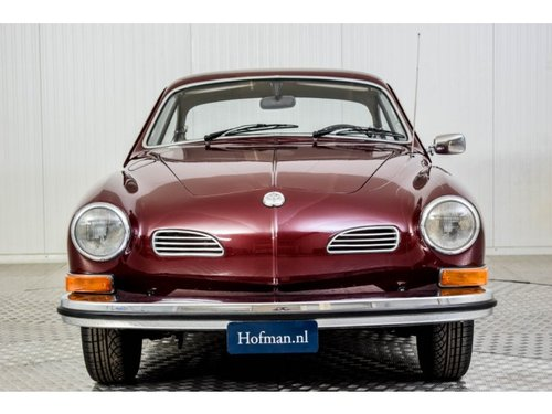 1974 Volkswagen Karmann Ghia Coupe Stick Shift For Sale (picture 2 of 6)
