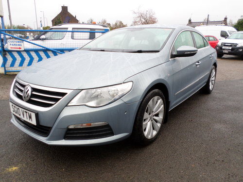 2010 VW Passat 1.8 TSi CC Coupe For Sale (picture 1 of 6)