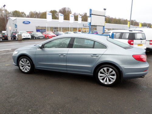 2010 VW Passat 1.8 TSi CC Coupe For Sale (picture 2 of 6)