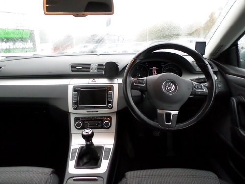 2010 VW Passat 1.8 TSi CC Coupe For Sale (picture 3 of 6)