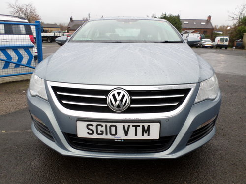 2010 VW Passat 1.8 TSi CC Coupe For Sale (picture 4 of 6)