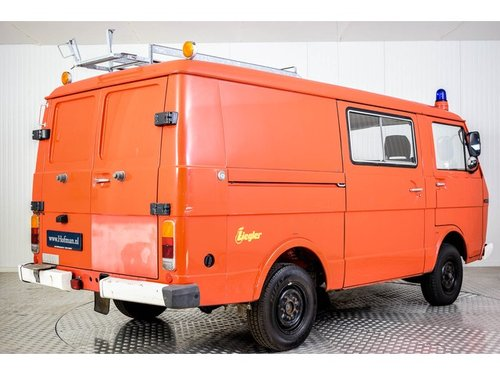 1980 Volkswagen LT 31 Fire Truck For Sale (picture 2 of 6)