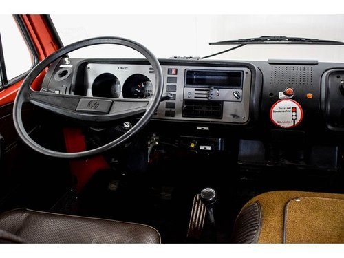 1980 Volkswagen LT 31 Fire Truck For Sale (picture 4 of 6)
