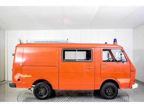 1980 Volkswagen LT 31 Fire Truck For Sale (picture 5 of 6)