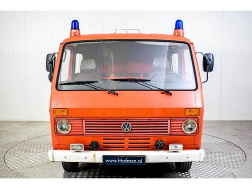 1980 Volkswagen LT 31 Fire Truck For Sale (picture 6 of 6)