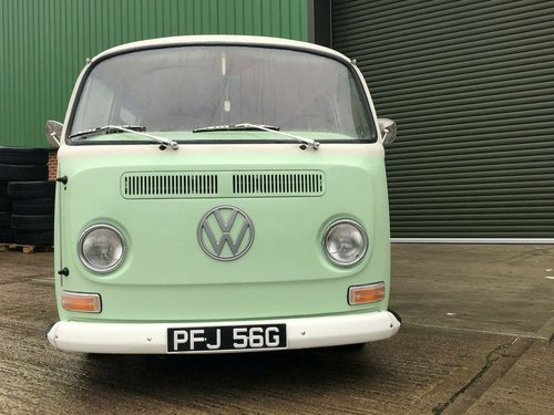 1969 Volkswagen Early Bay Window Westfalia Camper SOLD (picture 2 of 6)