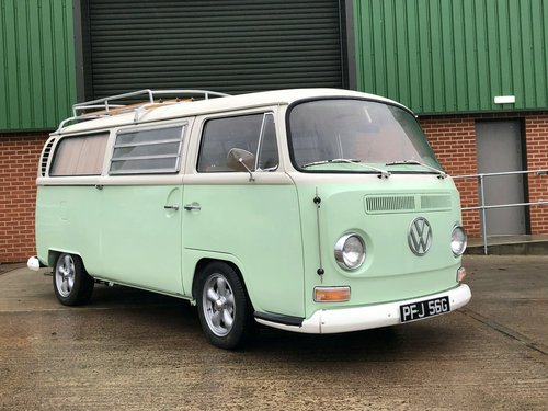 1969 Volkswagen Early Bay Window Westfalia Camper SOLD (picture 3 of 6)