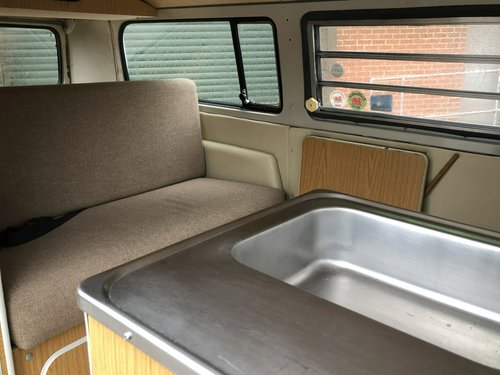 1969 Volkswagen Early Bay Window Westfalia Camper SOLD (picture 6 of 6)