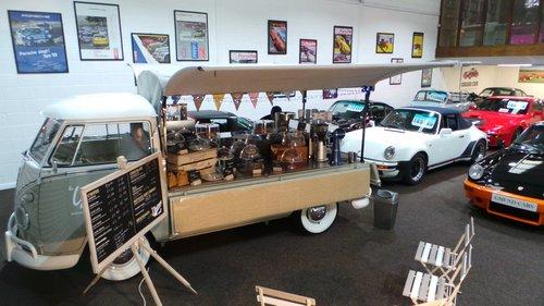 1959 Volkswagen Splitscreen Single Cab Coffee Bar SOLD (picture 2 of 6)