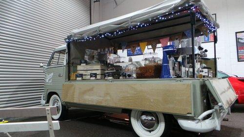 1959 Volkswagen Splitscreen Single Cab Coffee Bar SOLD (picture 5 of 6)