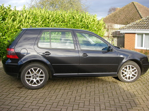 2001 V5 AUTO HIGHLINE 170bhp For Sale (picture 1 of 5)