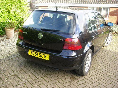 2001 V5 AUTO HIGHLINE 170bhp For Sale (picture 2 of 5)