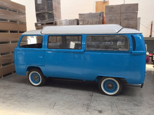 VW CAMPER 1969 CROSSOVER £28K RESTORATION JUST DONE  For Sale (picture 1 of 6)