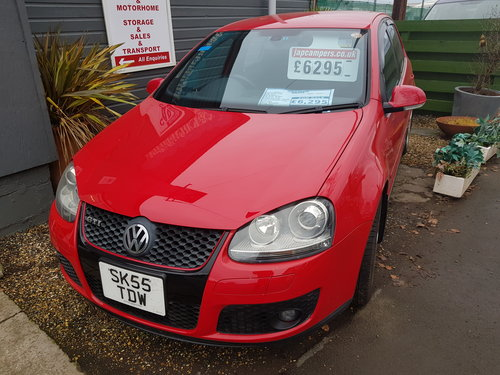 2005 VW Golf GTi **Very Low Mileage** SOLD (picture 1 of 6)