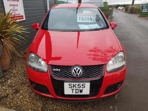 2005 VW Golf GTi **Very Low Mileage** SOLD (picture 3 of 6)