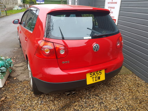 2005 VW Golf GTi **Very Low Mileage** SOLD (picture 4 of 6)