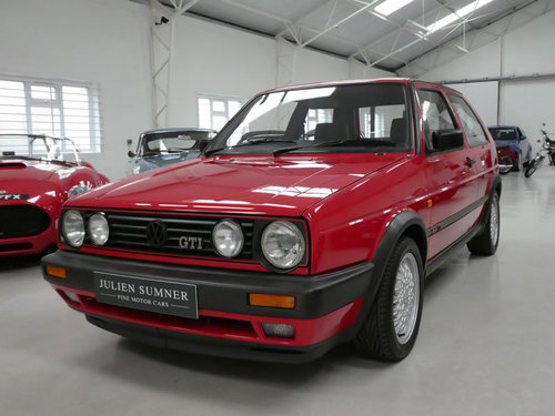 1990 VW Golf Gti - Time Warp For Sale (picture 1 of 6)