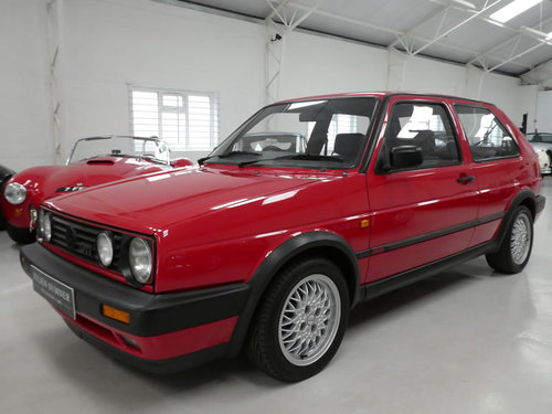 1990 VW Golf Gti - Time Warp For Sale (picture 2 of 6)