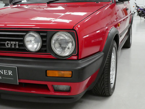 1990 VW Golf Gti - Time Warp For Sale (picture 3 of 6)
