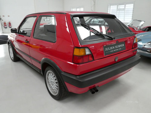 1990 VW Golf Gti - Time Warp SOLD (picture 4 of 6)