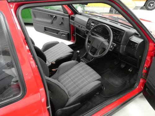 1990 VW Golf Gti - Time Warp For Sale (picture 5 of 6)